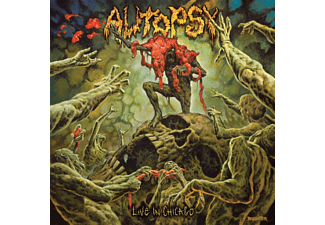 Autopsy - Live In Chicago  - (Vinyl)