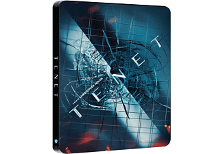 Tenet (SteelBook®) 4K Ultra HD Blu-ray + Blu-ray