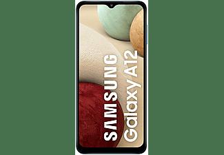 "Móvil - Samsung Galaxy A12, Azul, 64 GB, 4GB RAM, 6.5"" HD+, Quad Cam, MTK6765, 5000 mAh, Android"