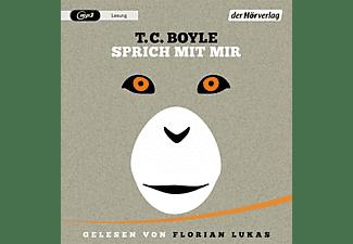 T.C. Boyle - Sprich mit mir  - (CD)