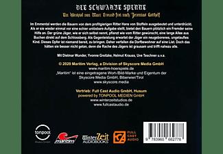 Marc Freund - Folge 16-Die schwarze Spinne  - (CD)