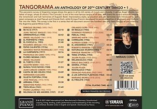 Mirian Conti - Tangorama  - (CD)