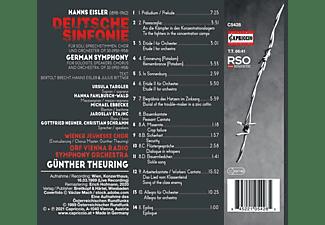 Günther/orf Rso Theuing - Deutsche Sinfonie  - (CD)