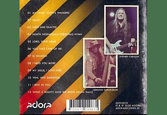 Viva Featuring Stephen Carlson & Jonatan Samuelsso - SELAH  - (CD)