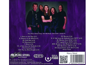 Black Knight - TALES FROM THE DARK SIDE  - (CD)