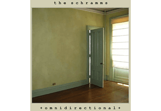 The Schramms - Omnidirectional (Black Vinyl)  - (Vinyl)