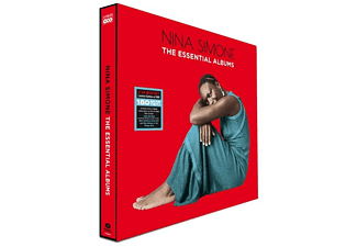 Nina Simone - THE ESSENTIAL ALBUMS (BOX SET-180G VINYL)  - (Vinyl)