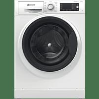 BAUKNECHT WM ELITE 722 C Waschmaschine (7 kg, 1351 U/Min., D)