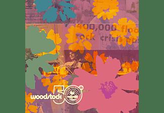 Woodstock - Woodstock-Back To The Garden(50th Anniversary Coll  - (Vinyl)