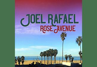 Joel Rafael - Rose Avenue  - (CD)