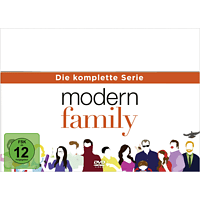 Modern Family - 1- 11 Staffel Komplettbox DVD