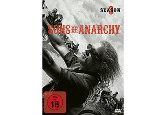 Sons of Anarchy - Season 3 DVD