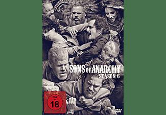 Sons of Anarchy - Staffel 6 DVD
