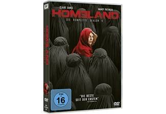 Homeland - Season 4 DVD