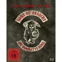 Sons Of Anarchy - Die Komplette Serie Blu-ray