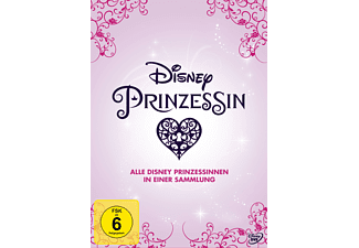 Disney Prinzessinnen Box (12 Filme) [DVD]