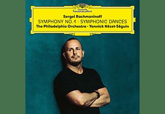 Yannick Nezet Seguin, The Philadelphia Orchestra - Rachmaninoff: Symphony 1 + Symphonic Dances  - (CD)
