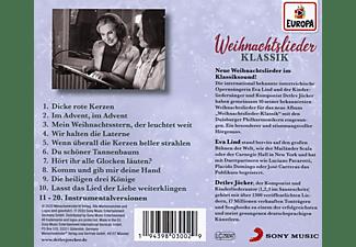 Detlev  Jöcker, Eva Lind - Weihnachtslieder-Klassik  - (CD)