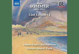 Jochen Kupfer - Hans Sommer: Lied Edition, Vol. 1  - (CD)