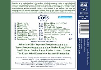 VARIOUS - Architexture: Music For Jazz Quartet And Wind Ensemble  - (CD)