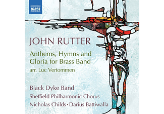 Childs/Black Dyke Band/Sheffield Phil.Chorus/+ - Anthems, Hymns And Gloria For Brass Band  - (CD)