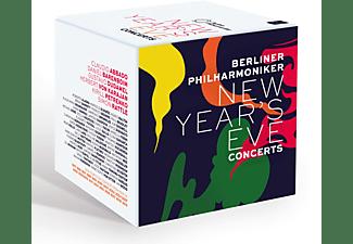 Berliner Philharmoniker - Die Silvesterkonzerte der BP (1977-2019)  - (Blu-ray)