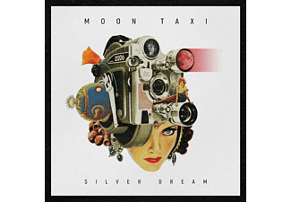 Moon Taxi - SILVER DREAM  - (Vinyl)