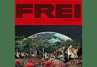 Pam Pam Ida - Frei  - (CD)