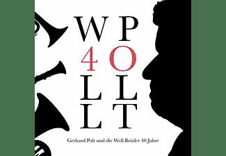 Gerhard Polt Und Die Well-brüder - 40 Jahre  - (CD)