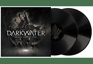 Darkwater - WHERE STORIES END  - (Vinyl)