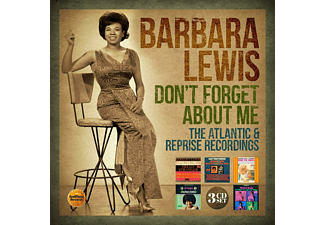 Barbara Lewis - Don't Forget About Me - 1962-73  - (CD)