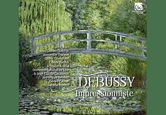 VARIOUS - Debussy-Impressionniste  - (CD)