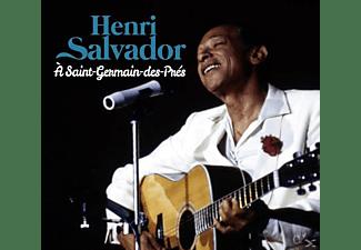 Henri Salvador - A Saint-Germain-Des-Pres  - (CD)