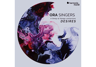Ora Singers - Desires: A Song Of Songs Collection  - (CD)