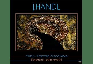 Lucien+musica Nova Ensemble Kandel - Motetten  - (CD)