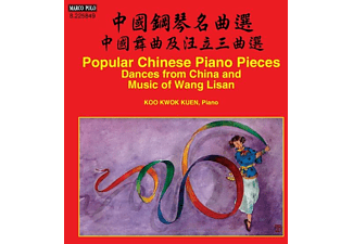 Koo Kwok Kuen - Popular Chinese Piano Pieces  - (CD)