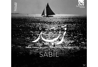 Duo Sabil, Elie Khoury, Hubert Dupont - Zabad  - (CD)
