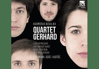 Quartet Gerhard - Kreutzer Sonata//Arpeggione Sonata  - (CD)