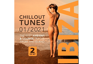 VARIOUS - Ibiza Chillout Tunes 01/2021  - (CD)