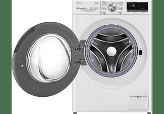 LG V7WD906A Waschtrockner (9 kg / 6 kg, 1360 U/Min.)