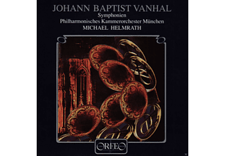 "Philharmonisches Kammerorchester München, Michael Helmrath - Sinfonien C-Dur ""Il comista""/g-moll/e-moll/d-moll  - (CD)"