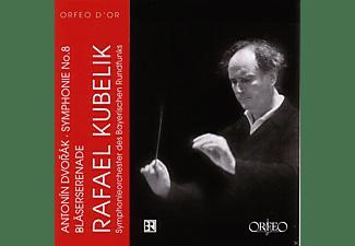 Syphonieorchester Des Bayerischen Rundfunks - Sinfonie 8 op.88/Serenade op.44  - (CD)