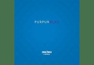 Zwo3wir - Purpurblau  - (CD)