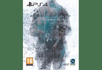 Fahrenheit 15th Anniversary FR/UK PS4