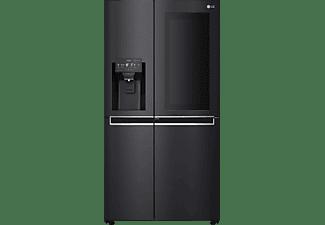 LG GSX961MCCE Side-by-Side (E, 1790 mm hoch, Matt Black Steel)