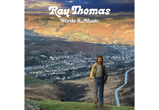 Ray Thomas - Words And Music: 2 Disc (CD/DVD) Newly Remastered Co  - (CD + DVD Video)