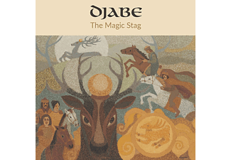 Djabe - The Magic Stag  - (CD + DVD Video)