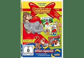 Das Affen-Special (DVD,CD) [DVD + CD]