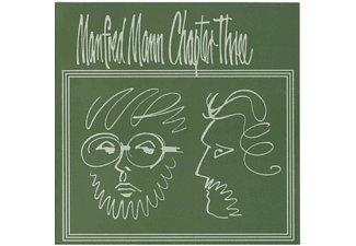 Manfred Mann Chapter Three - Manfred Mann Chapter Three-Vol.1 (180g LP)  - (Vinyl)