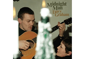 Davy Graham - Midnight Man  - (CD)